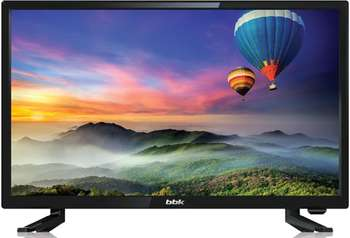"Телевизор BBK LED 22"" 22LEM-1056/FT2C черный/FULL HD/50Hz/DVB-T/DVB-T2/DVB-C/USB"