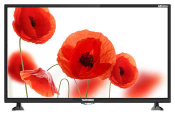 "Телевизор TELEFUNKEN 31.5"" TF-LED32S75T2, черный/HD READY/50Hz/DVB-T/DVB-T2/DVB-C/USB"